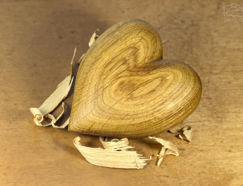 Srdce ze stromu