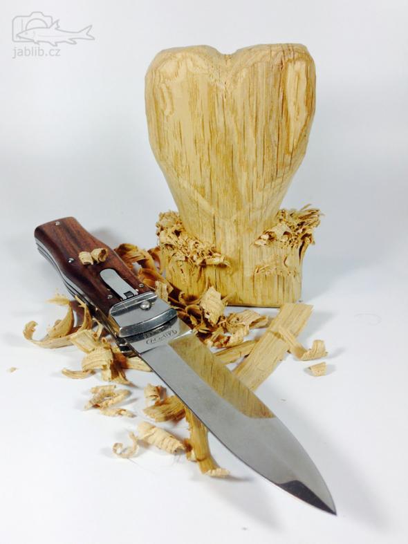 Vyhazovací nůž MIKOV PREDATOR - 241-ND-2/KP