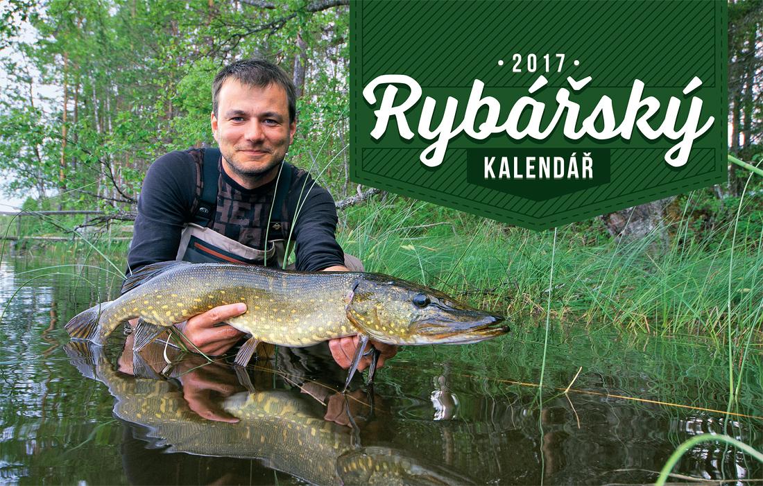 rybarsky kalendar Rybářský kalendář 2017 | Rybaření | jablib.cz rybarsky kalendar