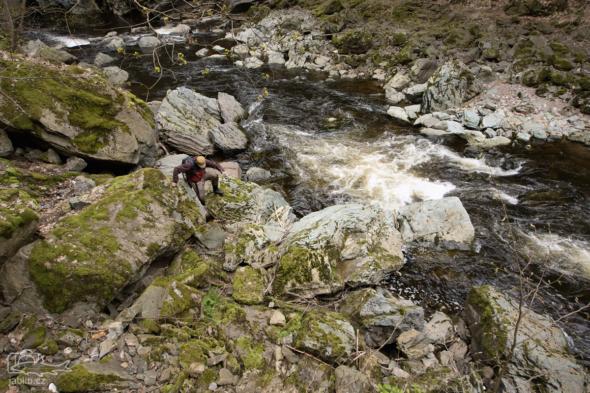 Na pstruhové vodě