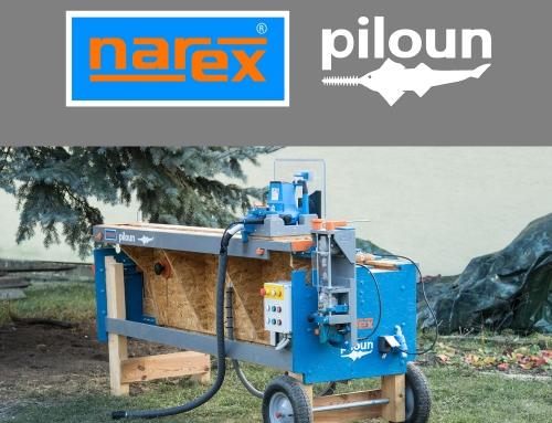 Narex piloun