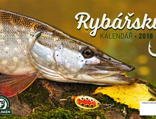 Rybářský kalendář 2018