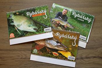 Rybářský kalendář 2019