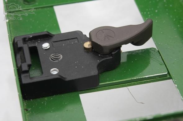 Rychloupínací adaptér Manfrotto 322